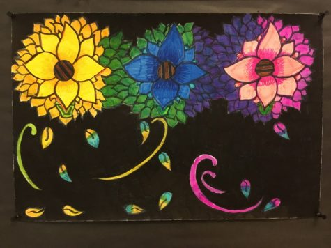 Artist of the Month: Cheyanne Quintanilla