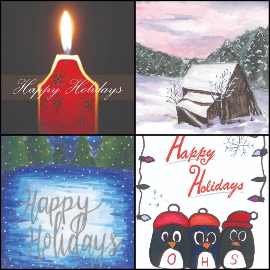 Holiday Cards Competition